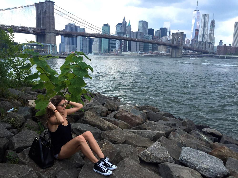 Dumbo Brooklyn Bridge