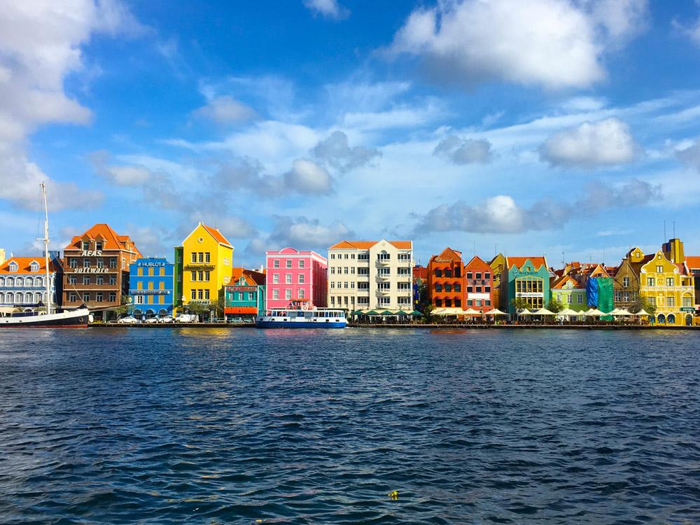 Cartāo postal de Curaçao