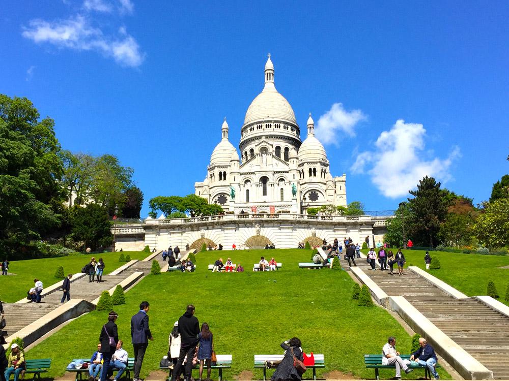 Igreja Sacre Coeur