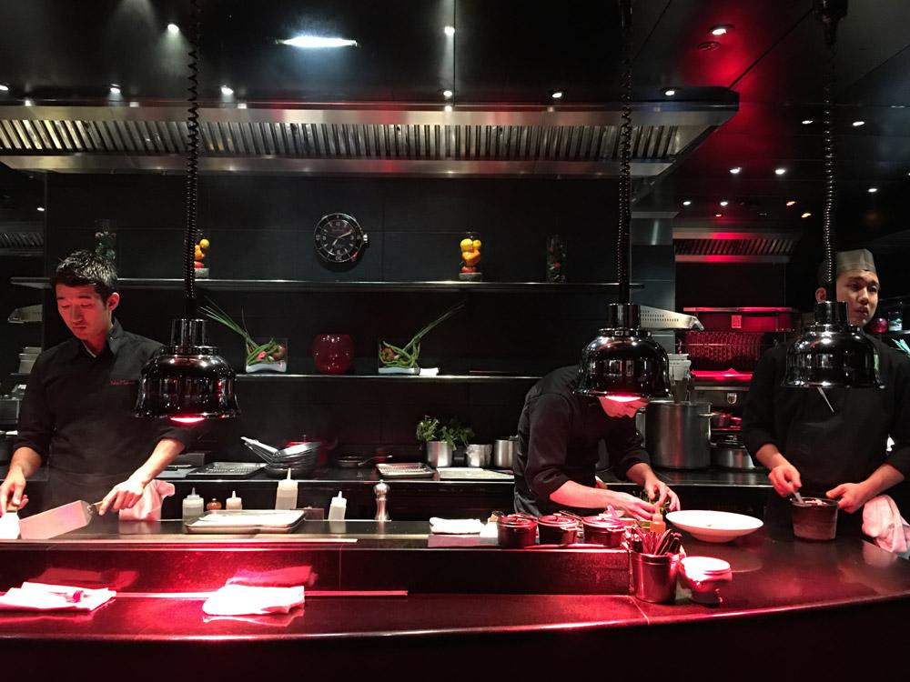 Restaurante L Atelier de Joel Robuchon