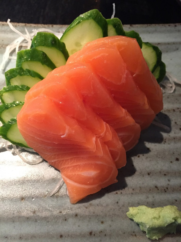 Meu restaurante favorito Sushi Leblon