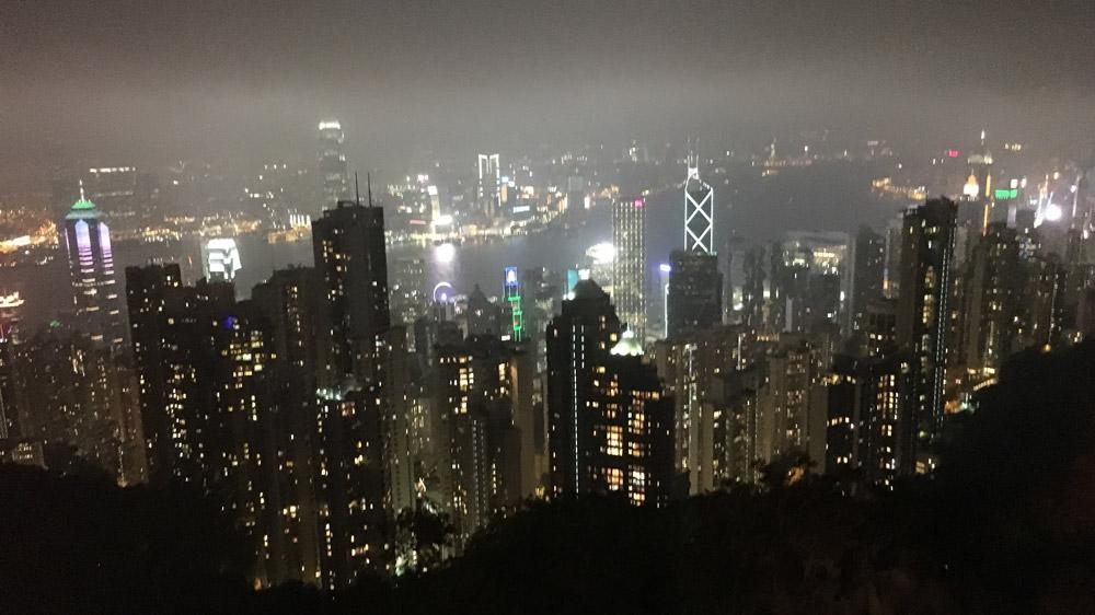Vista mais bonita da cidade