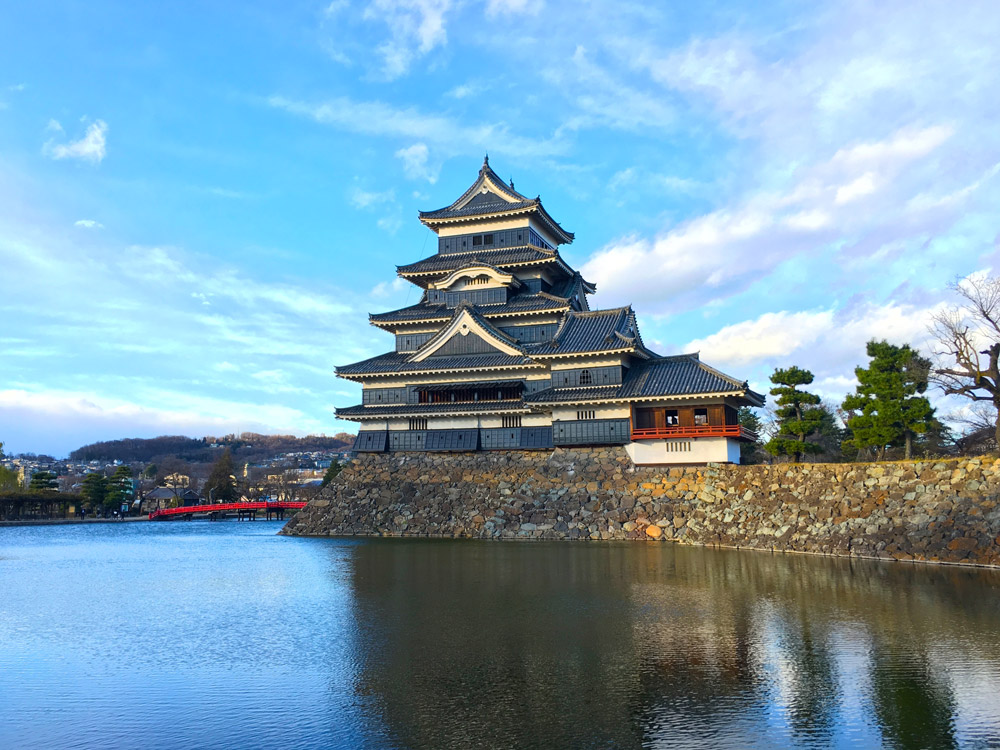 Castelo Matsumoto