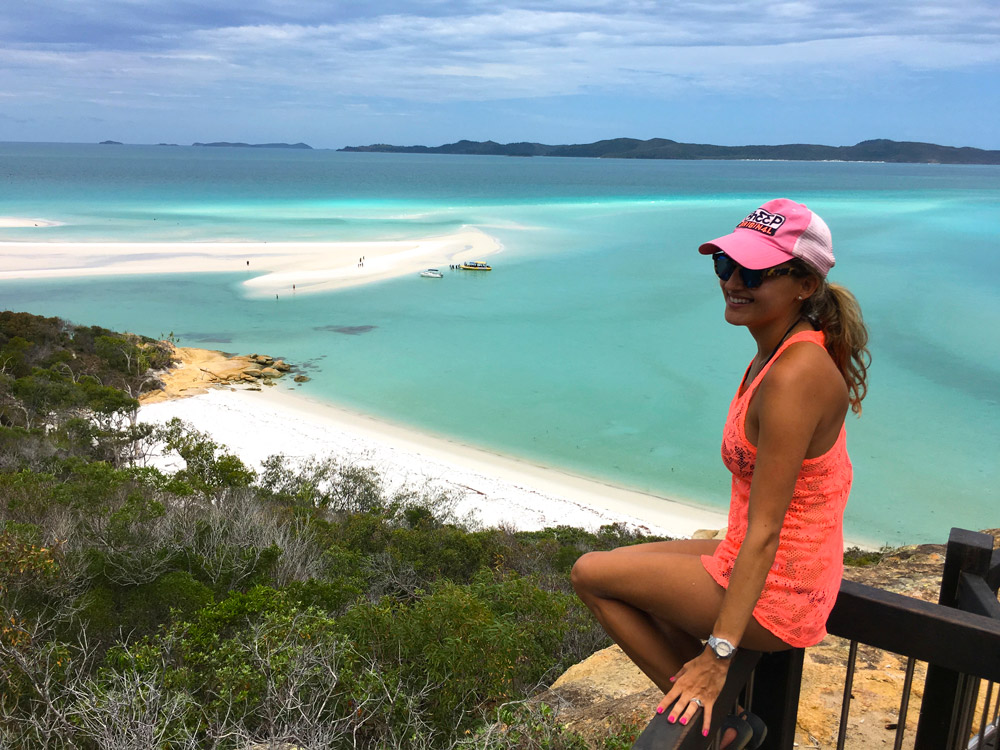Mirante Whitehaven Beach